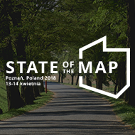 13-14.IV.2018 State Of The Map Poland 2018