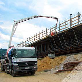 Remont mostu w Kluszkowcach