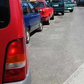 Warunki skuteczności płatnego parkowania (III) Organizacja ruchu oraz kontrola