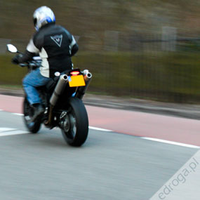 Bezpieczeństwo motocyklistów