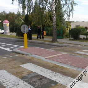 Metody i środki techniczne uspokojenia ruchu kołowego - aspekty prawne (I)
