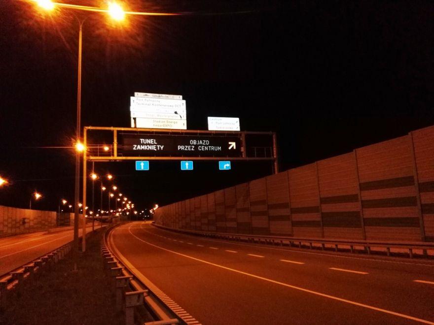 Jak Serwisowany Jest Najdłuższy Tunel W Polsce Edrogapl