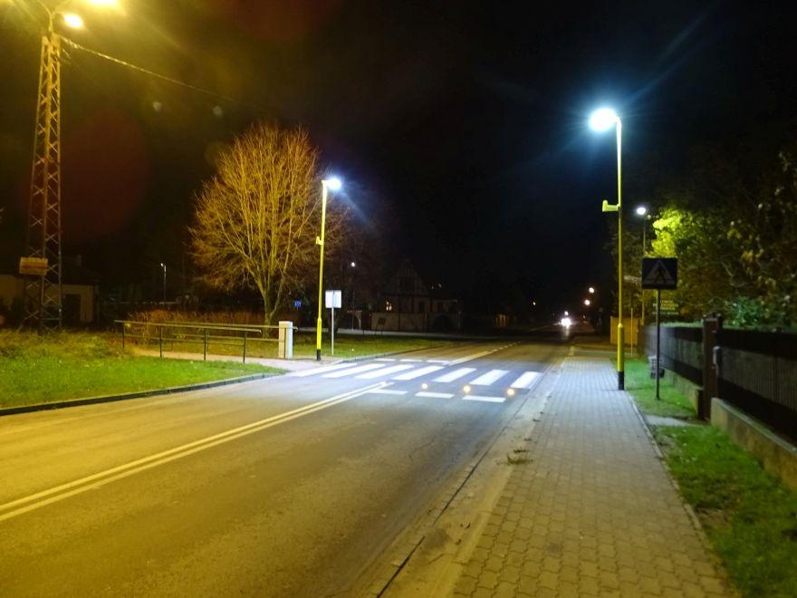 Inteligentne Oświetlenie Na Przejściu W Kicinie Edrogapl