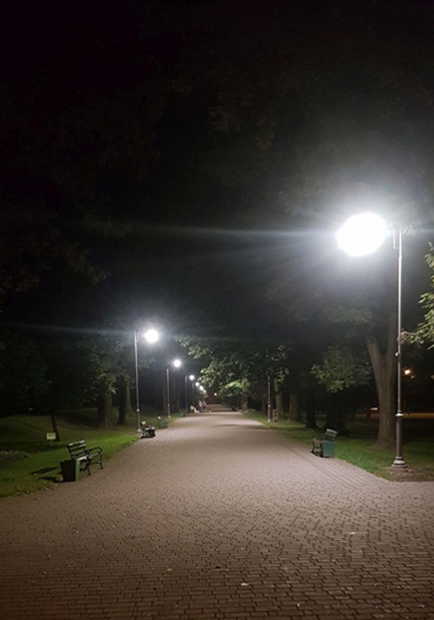 Nowe Oświetlenie W Katowicach Edrogapl