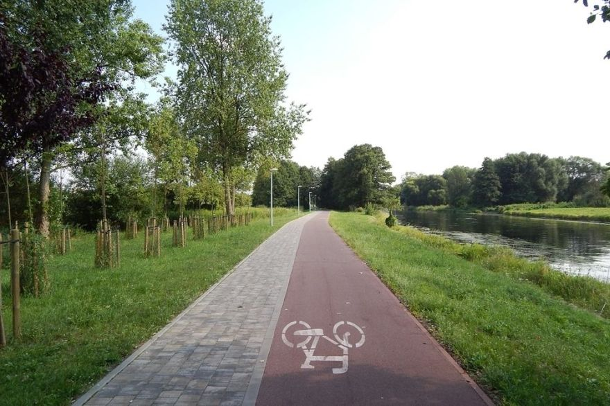 cycle route 1000
